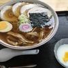 ラーメン中村家 クセ中チャーシュー麺 (山形市城南町)