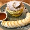 バンコク在住の日本人も通う、アソークのおしゃれカフェ iwane goes nature(イワネ ゴーズ ネイチャー)で人気のパンケーキ