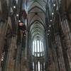 ケルン大聖堂 見ごたえのあるステンドグラスの数々