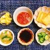 焼き高野豆腐とキーマカレー合います!【ゆる糖質メニュー】