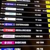 2018年タイ国際航空でバンコク経由でコペンハーゲンに行ってきた!ー(2)BKK空港編