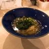 【金沢 のどぐろラーメン】「冷やしのどぐろ煮干しモロヘイヤらーめん」Ramen&&Bar ABRI