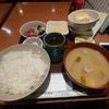 大手町【玉乃光酒蔵 雄町店】山かけ納豆定食 ¥830