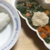 レシピ049 鶏むね肉とお豆腐のふわふわ団子(カミカミ期~)