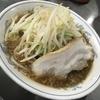 麺喰らう(その 213)煮干ラーメン
