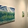 サブ3ランナーにしてアーティストnagisaさんの個展へ行ってきました。