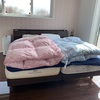 シングルベッド2台連結 プラス40センチで快適なi-smartの寝室