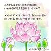 講師林のメッセージ①「花が咲く時期 」