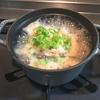 あっさり薄味。たまごと根菜、しいたけの雑炊。/ごはんのレシピ