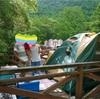 【2歳の子連れキャンプ】初めての家族キャンプ体験