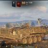 【WOT】Strv 103Bという隠蔽・貫通・DPMお化け△ ポジション取られると手の付けようがnothing