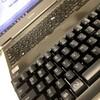 ノート PC にも Happy Hacking Keyboard を装着
