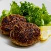 香草ハンバーグのレシピ