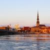 【旧市街】メイクアップ!リガ旧市街が1番輝く素敵な時間