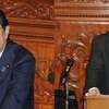 安倍首相と枝野幸男の実力差