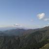 塔之岳トレッキング