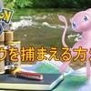【ポケモンGO】ミュウの入手方法・スペシャルリサーチで捕まえよう!