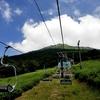 天空リフトがオシャレ。鳥取県大山桝水高原に行ってきた