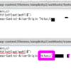 【さくらレンタルサーバ】WordPress Simplicity2 のテーマで運用しているブログをSSL化したらWebフォント(アイコン)が表示されなくなった
