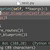 emacsでpython開発をするのにとりあえず設定したこと
