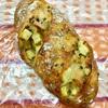 山崎屋のフランスパン(黒胡麻とサツマイモ)