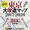 【書評】巨大開発、オリパラだけではない、投資サイドに参加する新しい建築家の座談会も。『東京大改造マップ2017−2020』(日経BPムック)