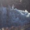 尾ノ内百景氷柱を見に行きました