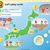 小学校外国語 所見&評価(Let's Try2 unit2 Let's play cards. すきな遊びをつたえよう.)