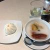 タイ航空ロイヤルシルクラウンジでの朝食
