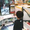 ナレルンダー!仮面ライダーエグゼイドは、ショッピングセンターのゲームコーナーでの定番
