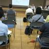 30日、モニタリングポスト撤去方針についての福島市説明会に参加し反対の意見を述べました。