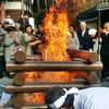 紅葉の京都で聖なる場所巡り大徳寺と今宮神社、八瀬の九頭竜大社の秋期大祭