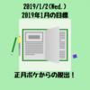【英語が追加!】2月の目標と背景