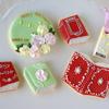 中学生の女の子作♡ママのお誕生日に手作りアイシングクッキーGift♡!