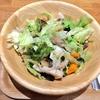 サラダをメインディッシュにたくさん食べよう!ラップ&ボウルサラダ専門店サラディシュ池袋サンシャインシティ店できのことかぼちゃの北国ランチ!