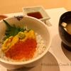 札幌・函館うにむらかみで個室ランチ