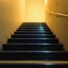 階段は登ったら必ず下るもんだろ。