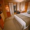 庭のホテル東京の宿泊記①スタンダードセミダブルルーム紹介