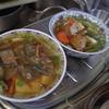 幸運な病のレシピ( 1959 )昼:血糖値の上がらないラーメン(具沢山で麺半分で満腹)