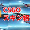 CSGOのスキン紹介【総額20万円】