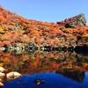 九重山へ紅葉登山計画(大分)