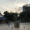 バンコク市民の憩いの場『ベンチャシリ公園』で筋トレ!【タイ旅行 バンコク】