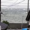 台風19号 8時半現在