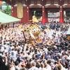 彼と三社祭に行って来ました@浅草【バツイチ子持ち男性Lさん51】