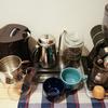 おうちでコーヒーを楽しむための器具(サーバー・電動ミル・ドリッパー・ケトル等)を見直してみた。