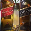 JOHNNIE WALKER RED&BLACK LABEL