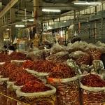「チェンライ カードルアン市場」~まずは着いた翌朝は必ずここへ、そう市場へ足が向きます。。。