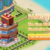 ブロックチェーンゲーム版シムシティ?「Fair City(フェアシティー)」紹介