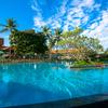 プールで一日中遊べるシャングリラ タンジュンアルリゾート