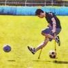 アンプティサッカー日本代表合宿&体験会